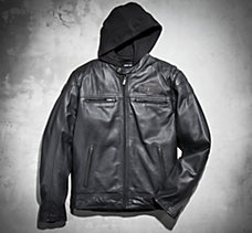 Genuine H-D Leather Jacket