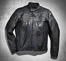 Competition III Leather Jacket