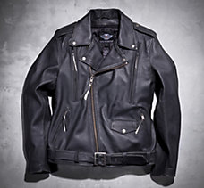 El Camino II Leather Jacket