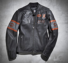 Incinerator Leather Jacket
