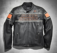 Rumble Leather Jacket