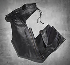 Deluxe Leather Chaps