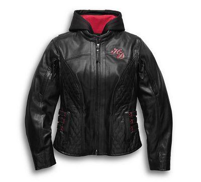Harley davidson jacket for women