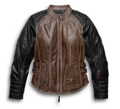 Womens Leather Motorcycle Jackets | Harley-Davidson USA