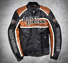 Classic Cruiser Leather Jacket