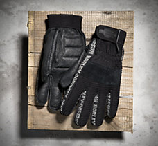 Air Flow Full-Finger Gloves