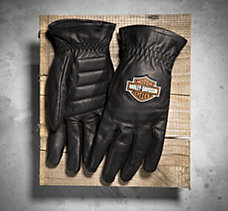 Stock Full-Finger Gloves