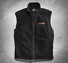 Mid-Layers Fleece Vest Liner