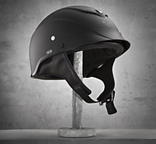 Asphalt 1/2 Helmet with Venting