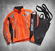 Illumination 360° Rain Suit