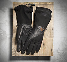 Dual-Source Heated Gloves