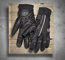 Pink Label RCS Leather Gloves