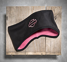 Pink Label Fleece Earwarmer