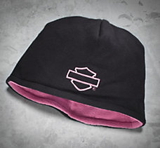 Pink Label Fleece Hat