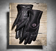 Pink Label Full-Finger Gloves