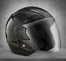 Trail 3/4 Helmet with Shield