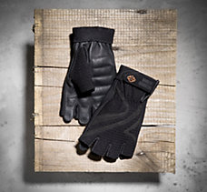 Airflow Fingerless Gloves