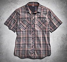 Plaid Performance Shirt