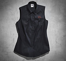 Wild Wing Sleeveless Shirt