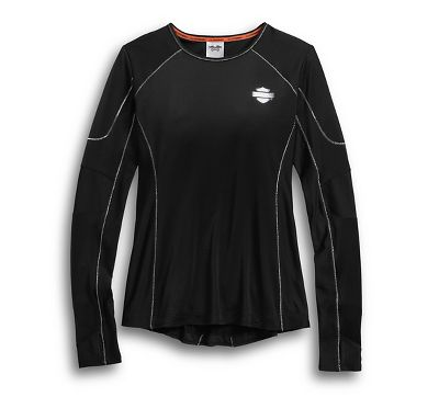 Performance Vented Long Sleeve T...