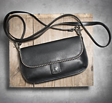 Pebble Leather Hip Bag