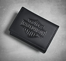 Bar & Shield Tri-Fold Wallet