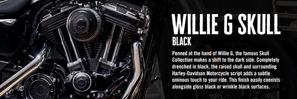 c29d62937b516 Willie G Black Skull Collection
