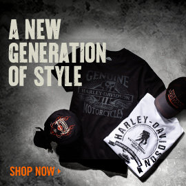 Harley Father's Day Promo
