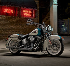 2016 Heritage Softail Classic 2