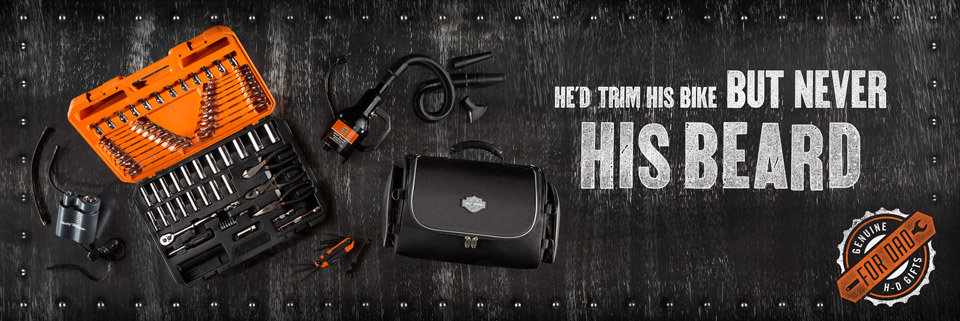 Harley-Davidson Father's Day Gifts