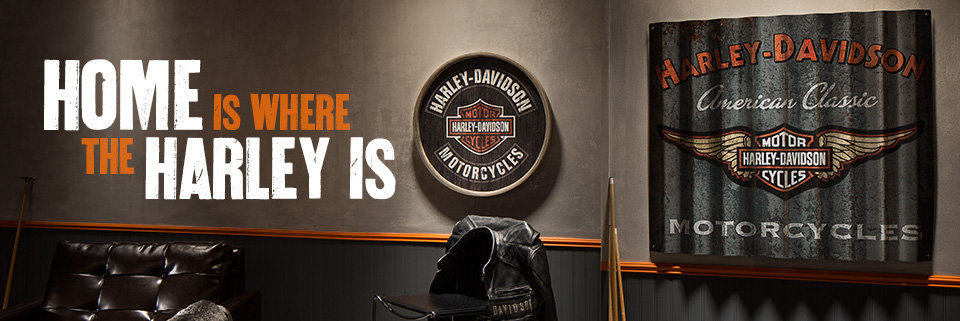 Harley-Davidson Home/><!-- 1 -->