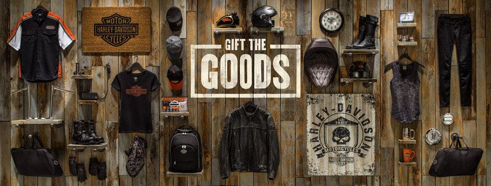 Harley-Davidson Gift Guide