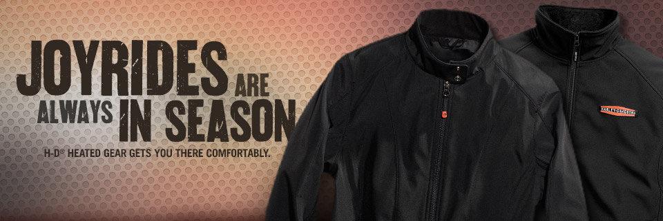 Harley-Davidson Heated Gear