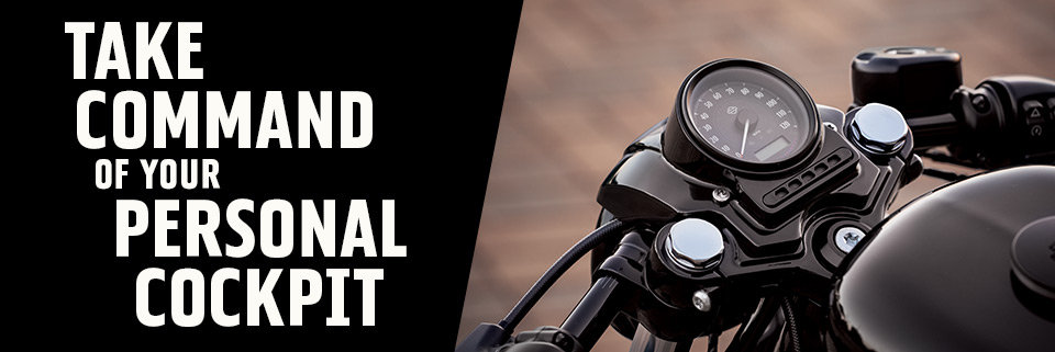 Harley-Davidson Instruments and Gauges