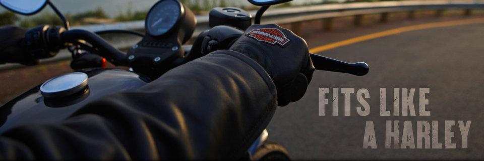 Harley-Davidson Men's Motorcycle Gloves