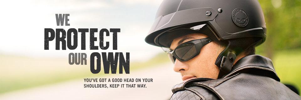 Motorcycle Helmets Harley-Davidson