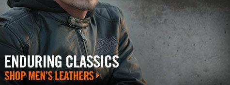 Shop Men's Leathers