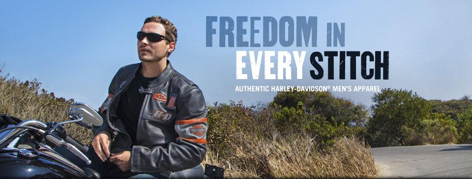 Harley-Davidson Roupas e Acessórios