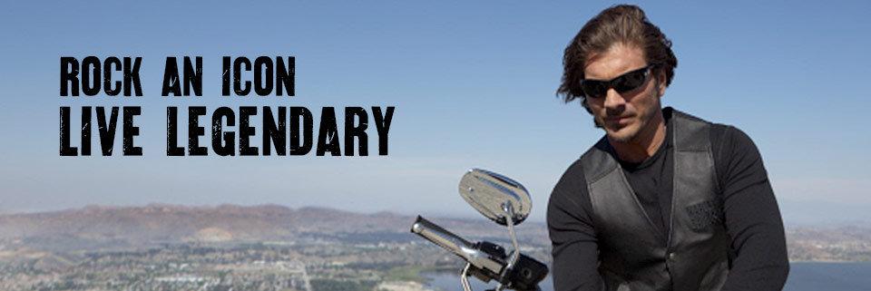 Harley-Davidson Men's Motorcycle Clothes