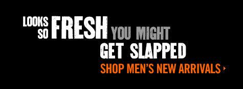 Shop Men's New Arrivals