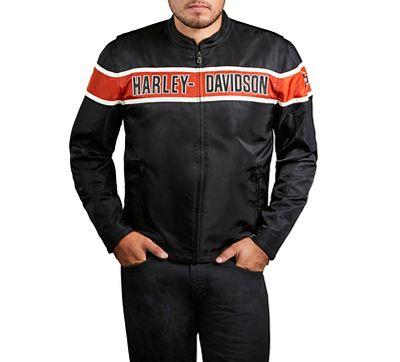 Harley Nylon Jackets 75