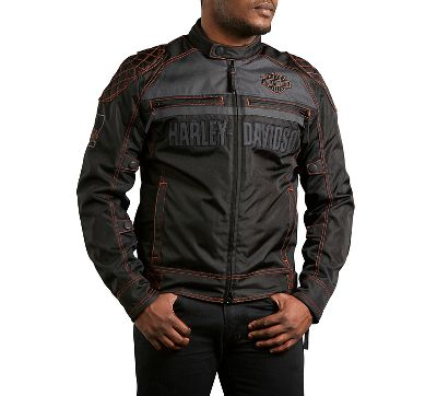 men 39 s tailgater textile mesh jacket textile official. Black Bedroom Furniture Sets. Home Design Ideas