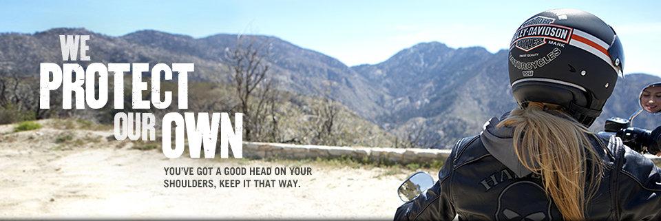 Harley-Davidson Women's Helmets
