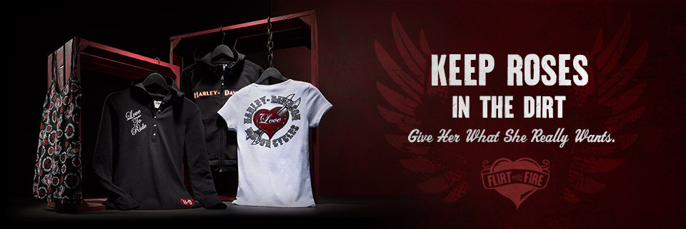 Harley-Davidson Valentine's Day Gifts for Her