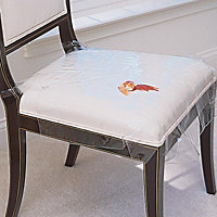 Plastic Dining Room Chair Seat Covers