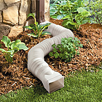 Flex-A-Spout Downspout Gutter Extension