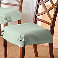 Dobby Dining Room Chair Seat Covers