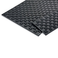 Polypropylene Squares Entry Mat & Outdoor Rubber Stair Treads
