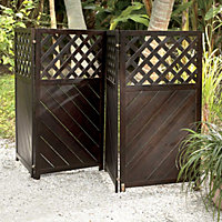 44-in Outdoor Privacy Screen