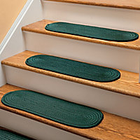 Braided Outdoor Rubber Stair Treads